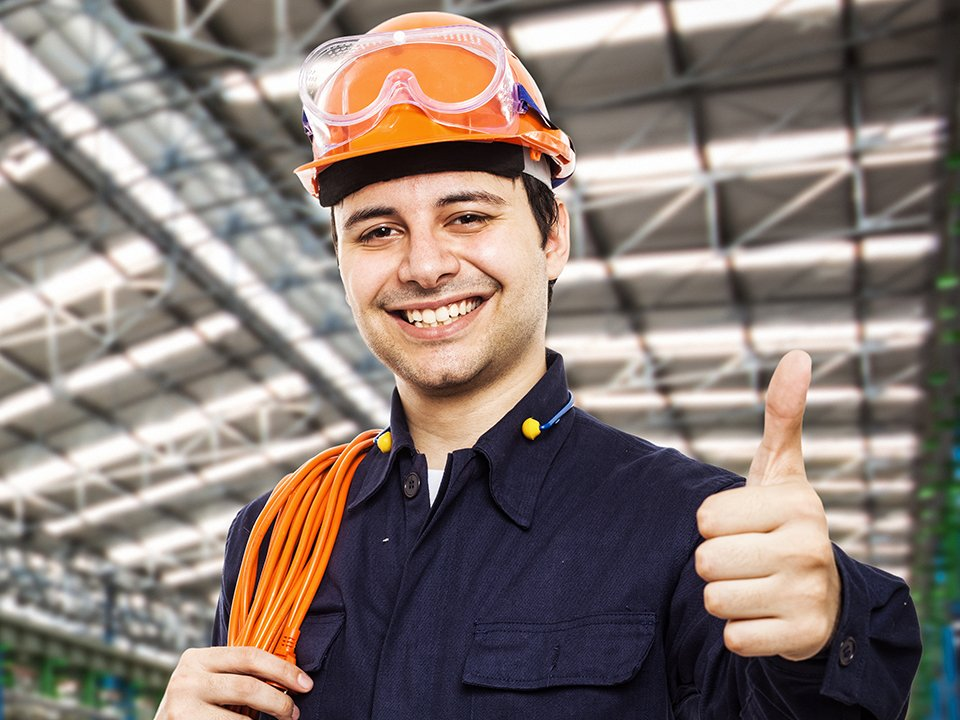Industrial and Warehouse Networking