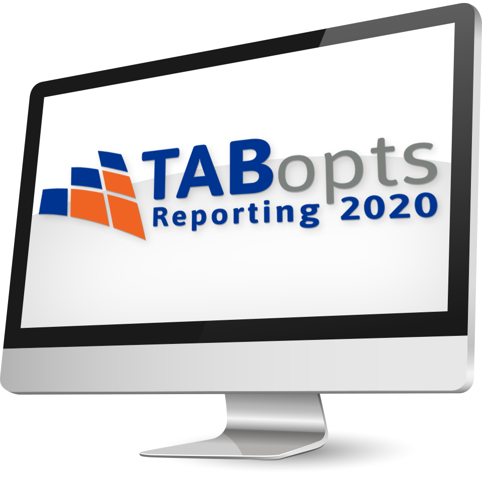 TabOpts Reporting 2020